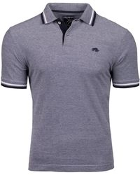 Raging Bull - Men's Big And Tall Birdseye Pique Polo - Lyst