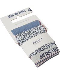 White Stuff | Men's Leaves Boxer Double Pack | Lyst