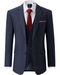 Skopes - Shields Tailored Wool Blend Jacket - Lyst