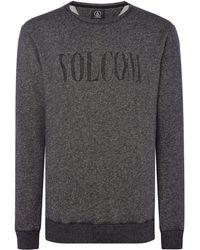 Volcom - Men's Discord Crew Sweatshirt - Lyst