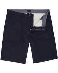 GANT Relaxed Shorts - Blue