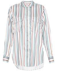 Great Plains - Ranibow Stripe Pocket Shirt - Lyst