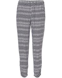 Betty Barclay - Printed Trousers - Lyst