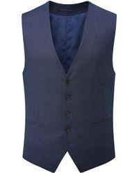 Skopes - Men's Edgar Suit Waistcoat - Lyst