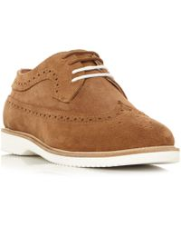 Howick - Bleach White Sole American Brogues - Lyst