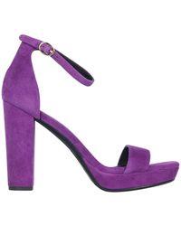 Biba Goddess Heels - Purple