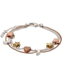 Pilgrim - Pretty And Delicate Bracelet - Lyst
