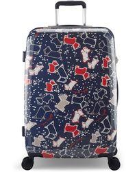 Radley - Speckle Dog Medium Suitcase - Lyst