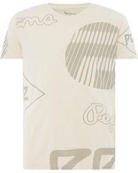 Pepe Jeans - Men's Jost T-shirt - Lyst