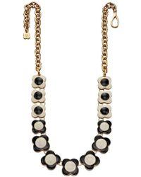 Orla Kiely - N4123 Flower Necklace - Lyst