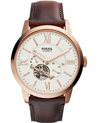Fossil - Me3105 Mens Strap Watch - Lyst