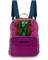 House of Holland - Backpack And Sack Snake - Lyst