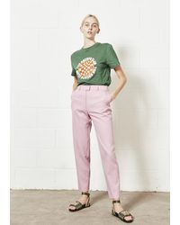 House of Holland Pink Tailored Trouser