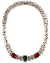 Iosselliani | Anubian Jewels Necklet | Lyst