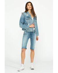 Hudson Jeans Amelia Short - Blue