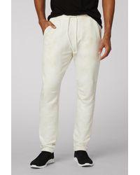 Hudson Jeans Darted Sweatpant - Natural