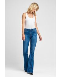 Hudson Jeans - Holly High Rise Flare Jean - Lyst
