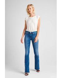 Hudson Jeans - Drew Midrise Bootcut Jean - Lyst