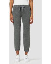 Hudson Jeans Knit Jogger - Gray