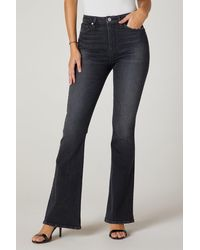 Hudson Jeans Holly High-rise Flare Jean - Blue
