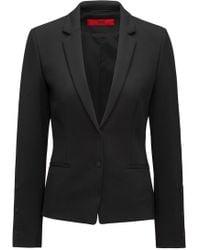 HUGO - Two-button Blazer | Aminca - Lyst