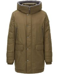 BOSS Orange - Regular-fit Down Parka With A Water-repellent Finish - Lyst