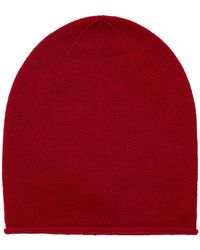 BOSS - Beanie Hat In Mixed Wools - Lyst