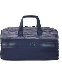 BOSS - Nylon Carryall Bag | Pixel K Holdall - Lyst