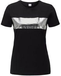 BOSS Teshine T Shirt - Black