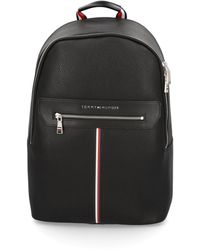 Tommy Hilfiger Th Downtown Backpack - Schwarz