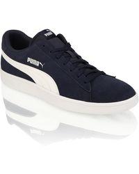 PUMA Smash v2 Sneaker - Schwarz