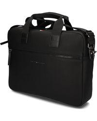 Tommy Hilfiger Essential Computer Bag - Schwarz