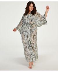 Hunkemöller Kimono de gasa I AM Danielle - Verde