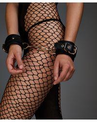 Hunkemöller Snake Handcuffs - Black