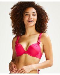 Hunkemöller String Bikinibroekje Luxe - Roze