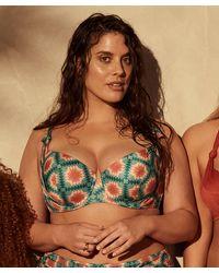 Hunkemöller Voorgevormde Beugel Bikinitop Paramaribo I Am Danielle - Wit
