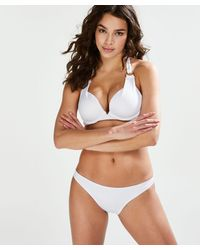 Hunkemöller Laag Rio Bikinibroekje Duran - Wit