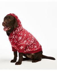 Hunkemöller Onesie chiens en polaire - Rouge