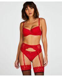 Hunkemöller Liguero - Rojo