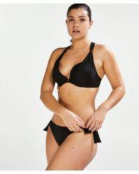 Hunkemöller Brazilian Bikinibroekje Sunset Dream - Zwart