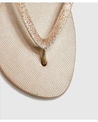 Hunkemöller Slippers Fancy - Geel