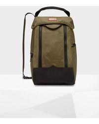 HUNTER Original Short Boot Bag - Green