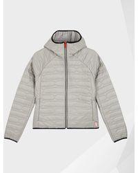 HUNTER Women's Original Midlayer Jacket - Grey