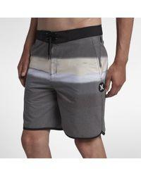 "Hurley - Beachside Spray 18"" Board Shorts - Lyst"