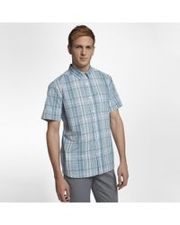 Hurley - Dri-fit Johnny Short Sleeve Top - Lyst