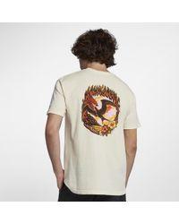 Hurley - Team Pro Series John John Florence T-shirt - Lyst