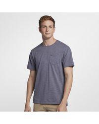 Hurley - Dri-fit Lagos Port T-shirt - Lyst