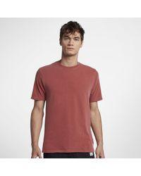 Hurley - Destroy Staple T-shirt - Lyst