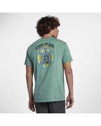 Hurley - Team Pro Series Filipe Toledo T-shirt - Lyst
