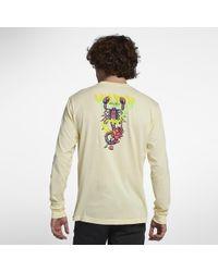 Hurley - Team Pro Series Julian Wilson Long Sleeve T-shirt - Lyst